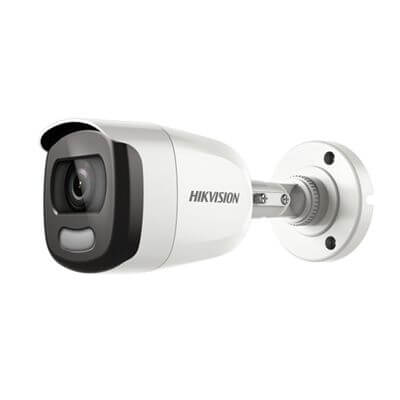 Camera HDTVI Colorful 2MP Hikvision DS-2CE10DFT-F